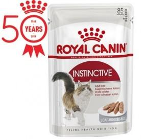 Royal Canin Instinctive in Loaf /храна за израснали котки мус консистенция/-12x85гр