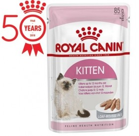 Royal Canin Kitten Loaf /храна за подрастващи котенца над 4м/-12x85гр