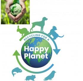 Savic Happy Planet Serving Tray /Комплект Купи За Хранене С Поставка/-45x38x8см