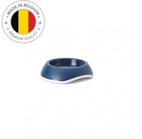 Savic Plastic Bowl Delice Cat /Пластмасова Купичка С Гумиран Пръстен Против Приплъзване 0,2л/-Ø10,5x4см