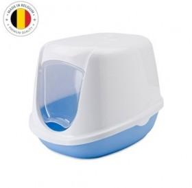Savic® Duchesse /закрита котешка тоалетна за подрастващи котенца/-44,5x35,5x32см