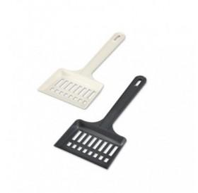 Savic® Extra Strong /пластмасова лопатка (с борд) за почистване на котешка тоалетна/-12x28см