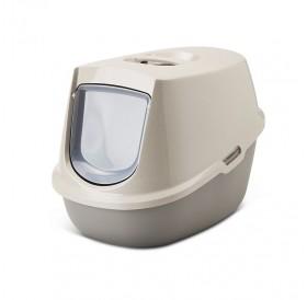 Savic Happy Planet Manon Toilet Home /Закрита Котешка Тоалетна С Филтър/-54,5x39x39cм