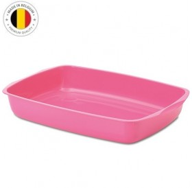 Savic® Litter Tray 38 /котешка тоалетна без борд/-37x25,5x6,5см