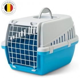 Savic® Trotter 2 /пластмасова транспортна чанта/-56х37,5х33см
