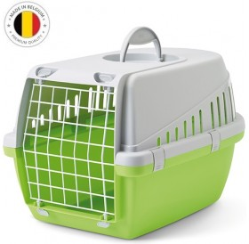 Savic® Trotter 1 /пластмасова транспортна чанта/-49х33х30см