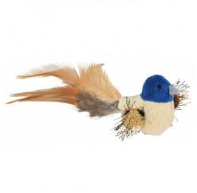 Trixie Bird /играчка птица за котка/-8см