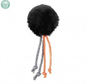 Trixie Ball With Strings /Плюшена Играчка За Коте/-Ø4см