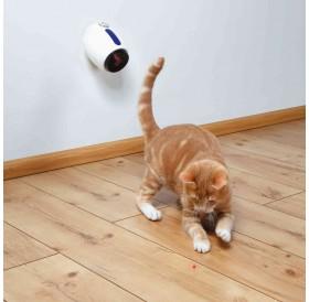 Trixie Laser Pointer Moving Light /Стационарна Лазерна Играчка за Котки/