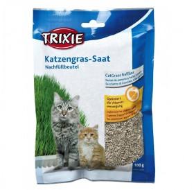 Trixie Soft Grass /мека котешка трева семена/-100гр