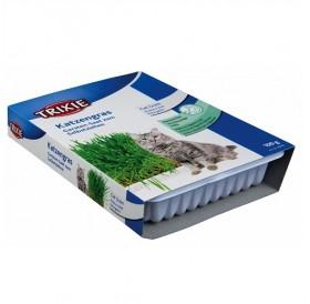 Trixie Cat Grass /котешка трева готова за употреба/-100гр