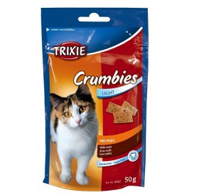 Trixie Crumbies with Malt /лакомство за котки с малц/-50гр