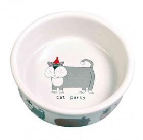 Trixie Ceramic Bowl /Керамична Купa За Храна Или Вода 200мл/-Ø12см