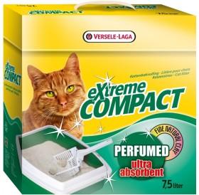 Versele-Laga EXtreme Compact Cat Litter /Ароматизирана Бентонитна Постелка За Котешка Тоалетна/-7,5кг