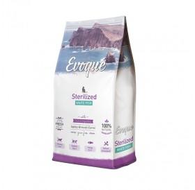 Evoque CAT Sterilized White Fish /Храна За Кастрирани Котки С Месо От Бяла Риба/-8кг