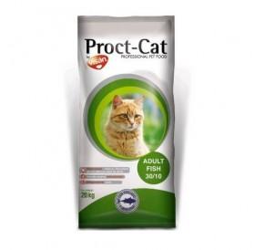 Proct-Cat Adult Fish /храна за израснали котки с риба и зеленчуци/-20кг