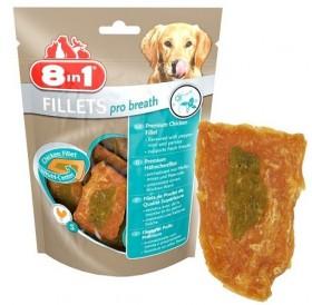 8in1 Fillets Pro Breath S /пилешки филенца/-80гр