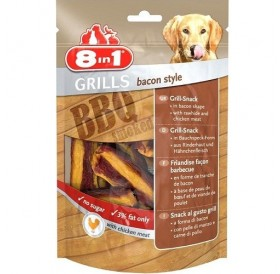 8in1 Grills Bacon Style /хапки бекон/-80гр