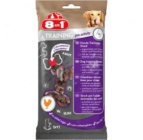 8in1 Training Treats Pro Activity /меки лакомства за куче с пилешко месо/-100гр