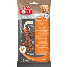 8in1 Training Treats Pro Energy /меки лакомства за куче с пилешко месо/-100гр