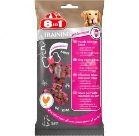 8in1 Training Treats Pro Immune /меки лакомства за куче с пилешко месо/-100гр