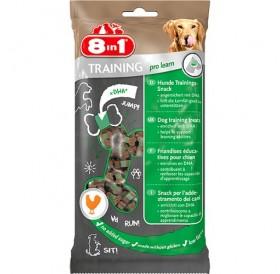 8in1 Training Treats Pro Learn /меки лакомства за куче с пилешко месо/-100гр