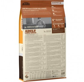 Acana Adult Large Breed /Храна За Израснали Кучета Големи Породи/17кг