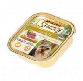 Mister Stuzzy Dog with Chicken /храна за израснали кучета пастет с пилешко месо/-6х150гр
