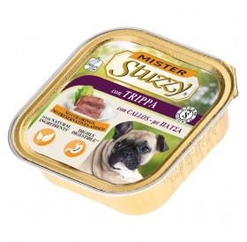 Mister Stuzzy Dog with Tripe /храна за израснали кучета пастет с шкембе/-6х150гр
