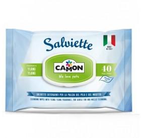 Amici e Felici Cleaning Wipes Ylang-Ylang /мокри кърпички/-40бр