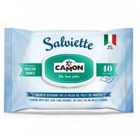 Amici e Felici White Musk Cleaning Wipes /мокри кърпи с бял мускус/-40бр