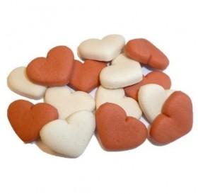 Animal Lovers /бисквити мини сърчица микс с вкус на ягода/