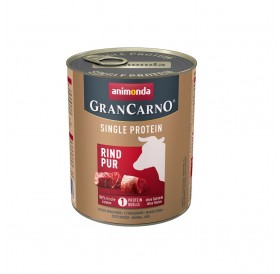 Animonda GranCarno Single Protein Adult Pure Beef /храна за израснали кучета само говеждо месо/-800гр