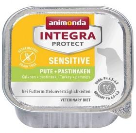 Animonda Integra Protect Sensetive Adult with Turkey+Parsnips /профилактична храна за кучета с чувствителен стомах/-150гр