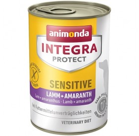 Animonda Integra Protect Sensetive Adult with Lamb+Amaranth /профилактична храна за кучета с чувствителен стомах /-400гр
