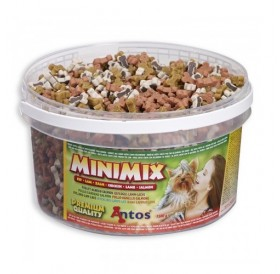 Antos Mini Mix /дребни меки лакомства за куче/-1,5кг