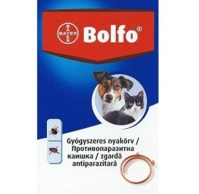 Bayer Bolfo /противопаразитна каишка за външни паразити при кучета и котки/-38см