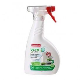 Beaphar Veto Pure Bio Environmental Spray /репелентен противопаразитен спрей за помещения/-400мл