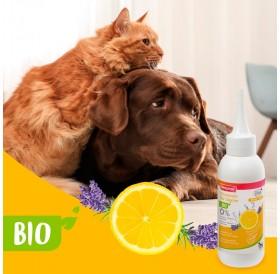 Beaphar BIO Cosmetic Ear Cleaner For Dogs And Cats /Био Лосион За Почистване На Уши За Кучета И Котки/-100мл