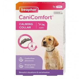 Beaphar CaniComfort Calming Collar Puppy /Успокояващ Нашийник С Феромони За Подрастващи Кученца/-45см