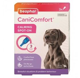 Beaphar CaniComfort Calming Spot On /Успокояващи Пипети С Феромони За Кучета/-3бр