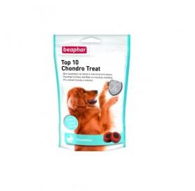 Beaphar TOP 10 Chondro Treat /хранителна добавка за израснали кучета със ставни проблеми/-150гр