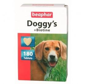 Beaphar Doggy's Biotine /хранителна добавка за израснали кучета с витамини/-180бр