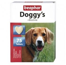 Beaphar Doggy's Biotine /хранителна добавка за израснали кучета с витамини/-75бр