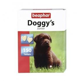Beaphar Doggy's Junior /хранителна добавка за подрастващи кученца с витамини/-150бр