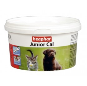 Beaphar Junior Cal /калций на прах за кученца и котенца/-200гр