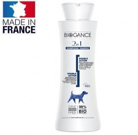 Biogance 2 in 1 Shampoo /шампоан с балсам/-250мл