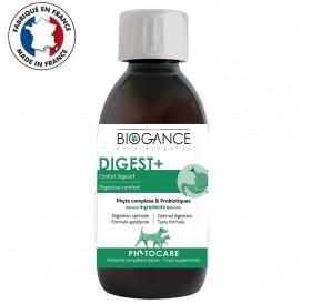 Biogance Phytocare Digest+ /Хранителна Добавка Подобряваща Състоянието На Храносмилателната Система/-200мл