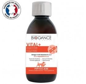 Biogance Phytocare Vital+ /Хранителна Добавка Подобряваща Състоянието На Организма/-200мл
