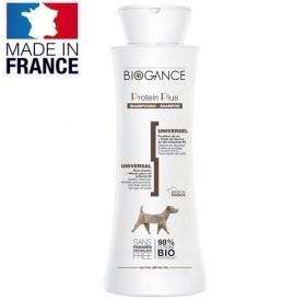 Biogance Protein Plus Shampoo /подхранващ шампоан с протеини/-250мл